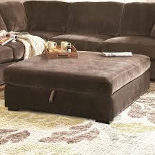 Brown Ottoman Storage Furniture Multi Function Large Square Storage Ottoman Ideas Nu