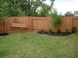 Backyard Remodel Ideas Home Decor Wonderful Backyard Fence Ideas Backyard Designs