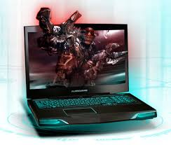 black friday alienware laptop alienware m17x 3d notebook will featured with klipsch speakers