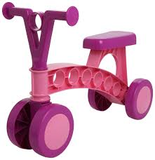Cirella Arredamenti Catalogo by Lena 07176 Quadriciclo Cavalcabile Senza Pedali Colore Rosa
