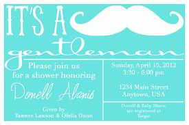 mustache invitations vintage baby boy shower invitations