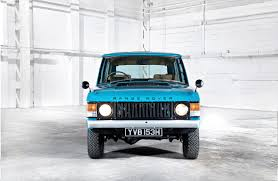 toyota land rover truck the history of range rover truck trend legends