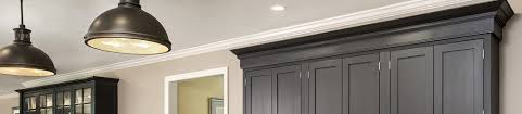 cabinet crown molding the finishing touch