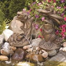 pond spitters ornaments uk water features