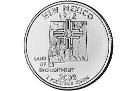 Nm State Flag Facts About The New Mexico State Quarter