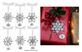 ganz tree snowman ornament w friendship