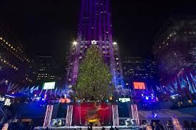 rockefeller center christmas tree lighting 2014 when and where to