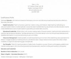 teacher resume templates and how to