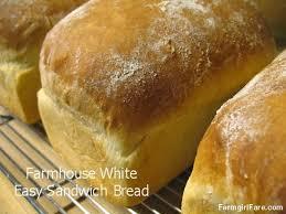 Coconut Flour Bread Recipe For Bread Machine Farmgirl Fare Farmhouse White An Easy Basic White Sandwich Bread