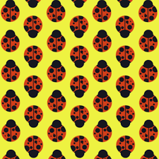 pattern animated gif lady bug animation gif by lisa vertudaches find share on giphy