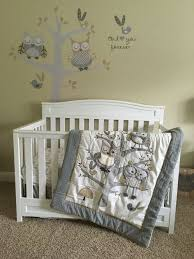 Nursery Owl Decor Basic Owl Baby Room Theme