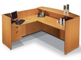 L Shape Reception Desk Offices To Go L Shaped Reception Desk With Customer Counter Top