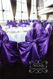 purple chair covers chair covers archives secrets floral collection