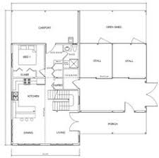 stable floor plans house and barn combination plans internetunblock us
