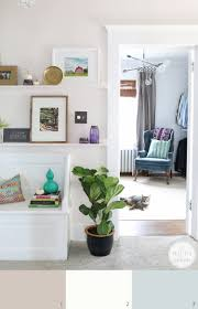 inspired by charm paint colors hallway