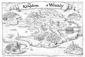 Crestwood Map Amazon Com Beneath The Stone Forest The Kingdom Of Wrenly