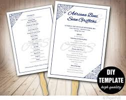 diy wedding fans templates 291 best wedding templates diy weddings images on