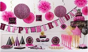 birthday themes for decorations for birthday party city