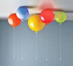 balloons shaped like light bulbs balloon shaped ceiling lights