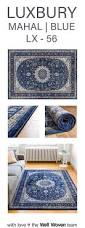 Bright Blue Rug 59 Best Vintage Rugs Images On Pinterest Vintage Rugs Plush And