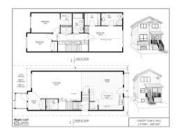 2 storey 1800 sqft for 25ft lot u2013 maple leaf canadian home plans