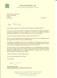 keir starmer resignation letter how to write a resignation letter