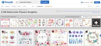 Search Designs by Top Places To Find Free Watercolor Flower Designs Online