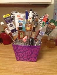 raffle basket ideas for adults liquor bouquet search holidays and gifts