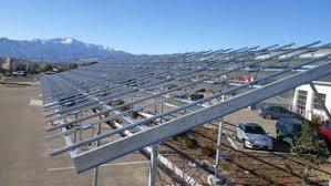 Carports And Awnings Solar Carports Custom Solar Carports Solar Canopies Solar Panel