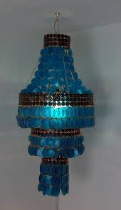 Pretty Chandeliers by Lighting Make Your Home More Beautiful With Capiz Shell Chandelier