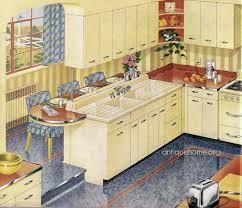 1940 home decor kitchen best 1940s kitchen ideas on pinterest home decor