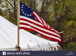 Us Colonial Flag Historic Us Flag Of The United States Of America Revolution