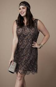 plus size gatsby inspired dresses naf dresses