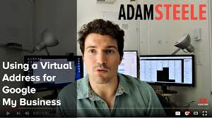 Email Address For Small Business by Using A Virtual Address For Google My Business Youtube
