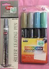 decocolor paint pens ebay