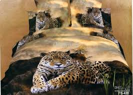 Zebra Print Single Duvet Set Horse Bedding Sets Bedspreads 3d Animal Print Doona Quilt Duvet