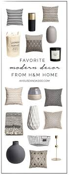 H M Home Decor Modern Decor From H M Home Hello Allison
