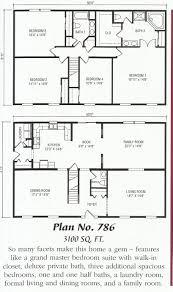 2 story modular homes floor plans