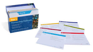 master the boards usmle step 1 pharmacology flashcards book