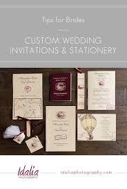 custom wedding invitations custom wedding invitations stationery tips for brides