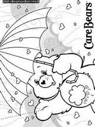 care bears coloring pages coloring book embroider