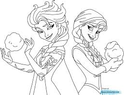 coloring pages elsa disney frozen coloring pages elsa