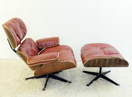 charles u0026 ray eames lounge chair and ottoman armchair seating
