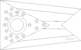 blank flag coloring page colouring book of flags united states of america