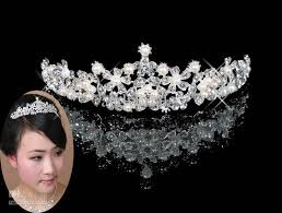 bridal tiaras 2015 trending exqiusite bridal tiaras hair clip wedding