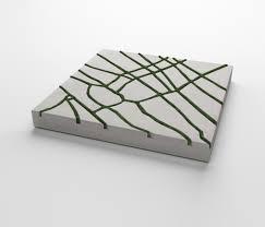 au ergew hnliche wandgestaltung orto beton platten ivanka architonic