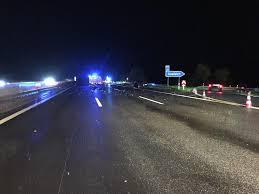 Thw Baden Baden Thw Ov Bühl Fahrer Nach Unfall Vermisst