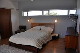 No Curtains No Curtains Over The Bed Long High Windows Pinterest High