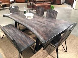 live edge round table live edge dining table fin soundlab club