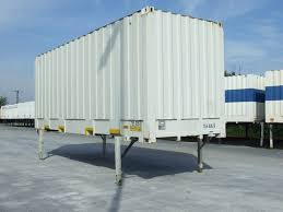types of shipping containers evans distribution